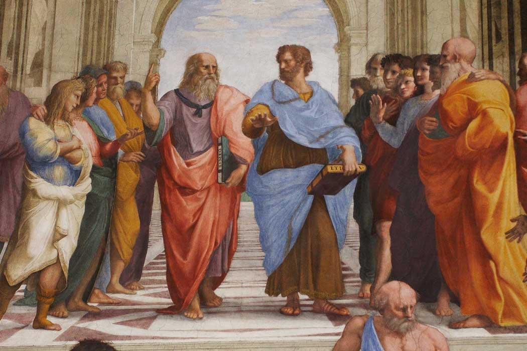 """Plato in your pocket"", by Greg Alder"