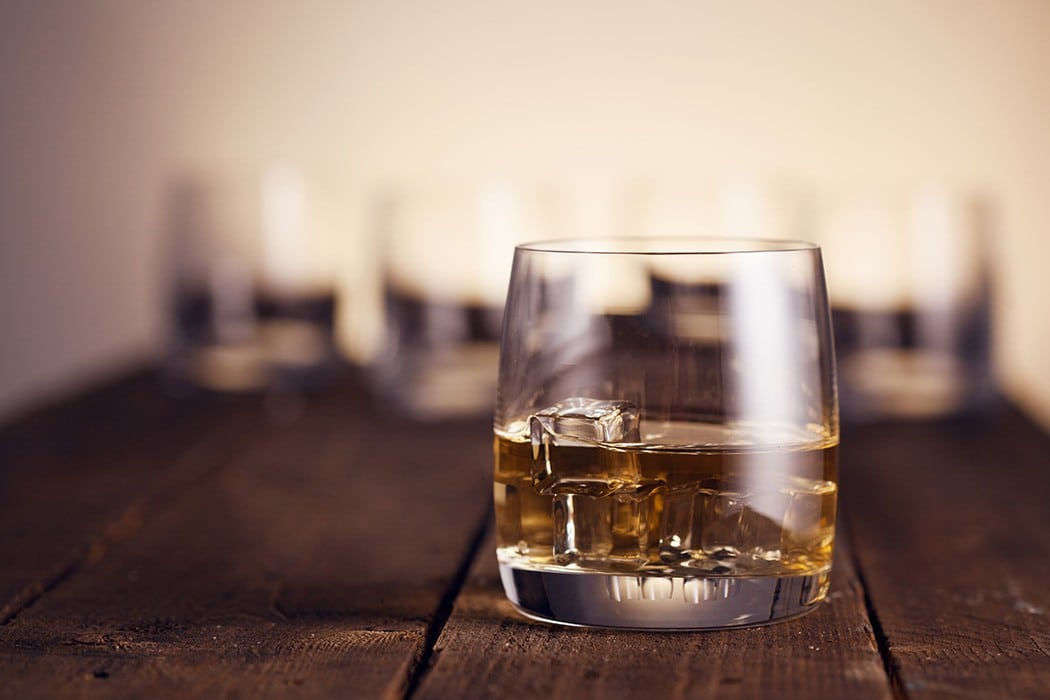 the whisky experiment - image for article by Greg Alder