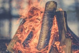 Women, fire and dangerous things - image for article by Greg Alder